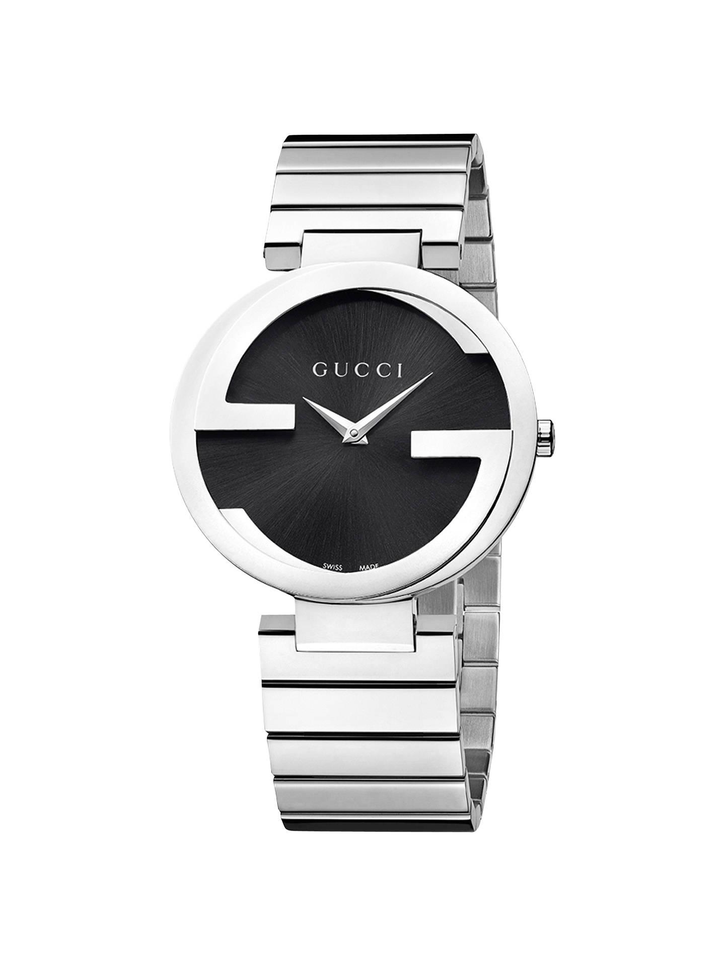 2a5212c2149 Buy Gucci YA133307 Women s Interlocking G Bracelet Strap Watch