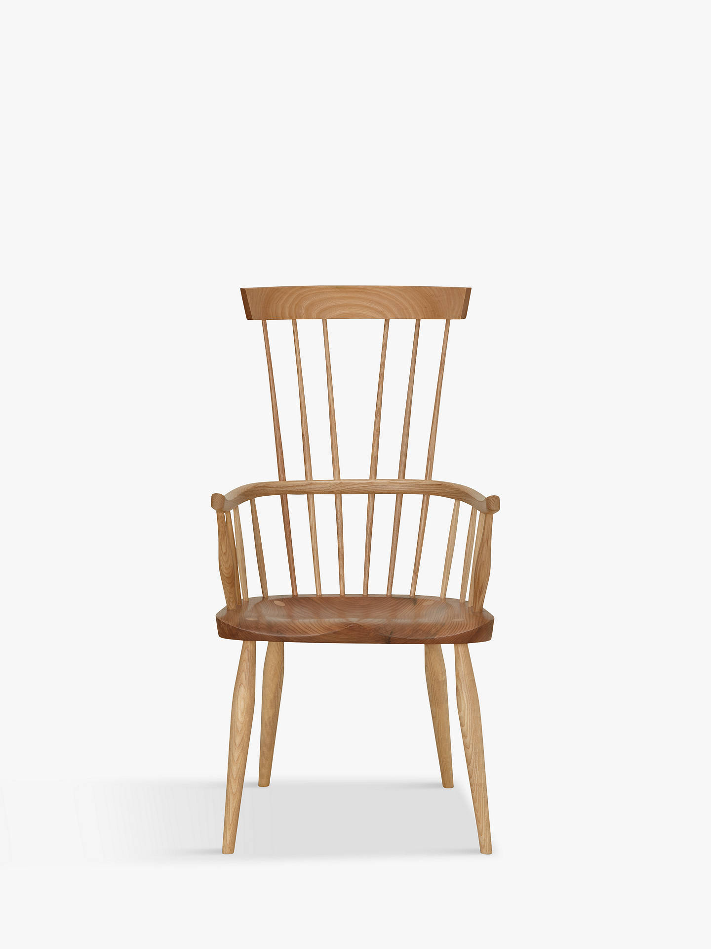 Buy Croft Collection Melbury Armchair Online at johnlewis.com