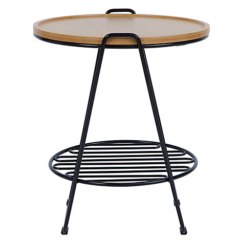 Buy Oliver Hrubiak for John Lewis Finn Small Side Table Online at johnlewis.com