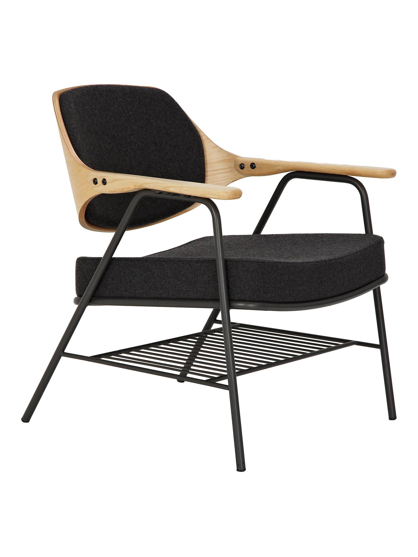 Wondrous Oliver Hrubiak For John Lewis Finn Lounge Chair At John Dailytribune Chair Design For Home Dailytribuneorg