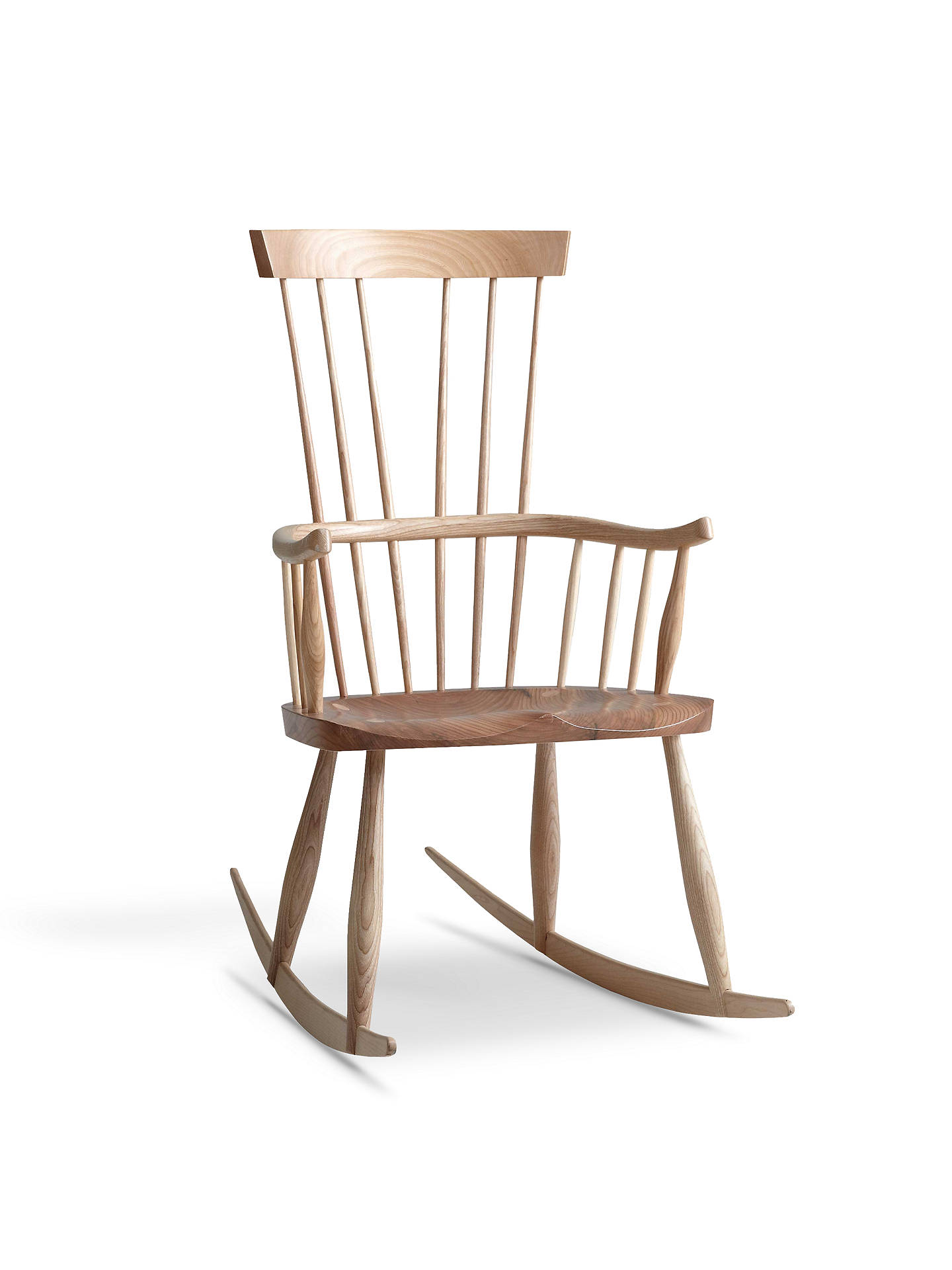 Buy Croft Collection Melbury Rocking Chair Online at johnlewis.com