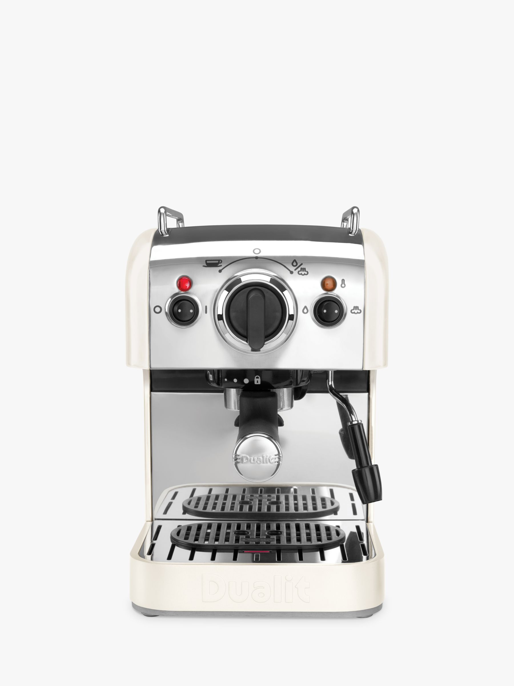 Dualit Dualit DCM2X Coffee System and Jug, Canvas White