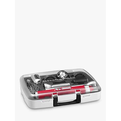 Buy KitchenAid Artisan Hand Blender with Tool Case Online at johnlewis.com