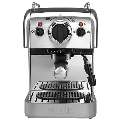 Dualit DCM2X Coffee System and Jug, Polished Steel