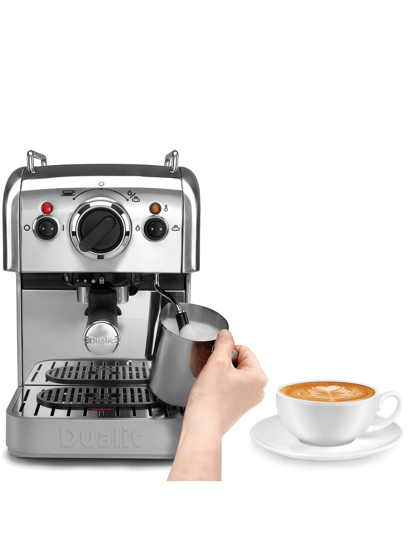 Dualit DCM2X Coffee System and Jug at