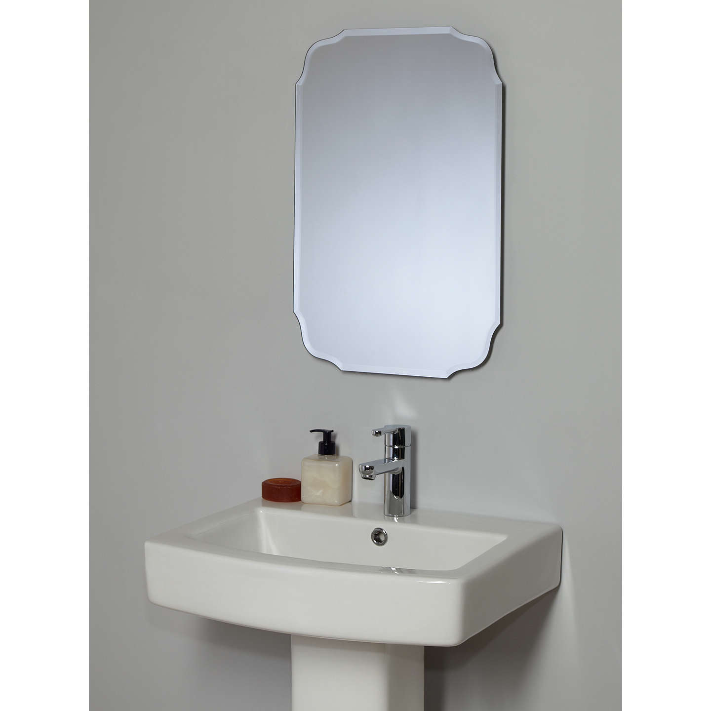 john lewis vintage bathroom wall mirror at john lewis. Black Bedroom Furniture Sets. Home Design Ideas