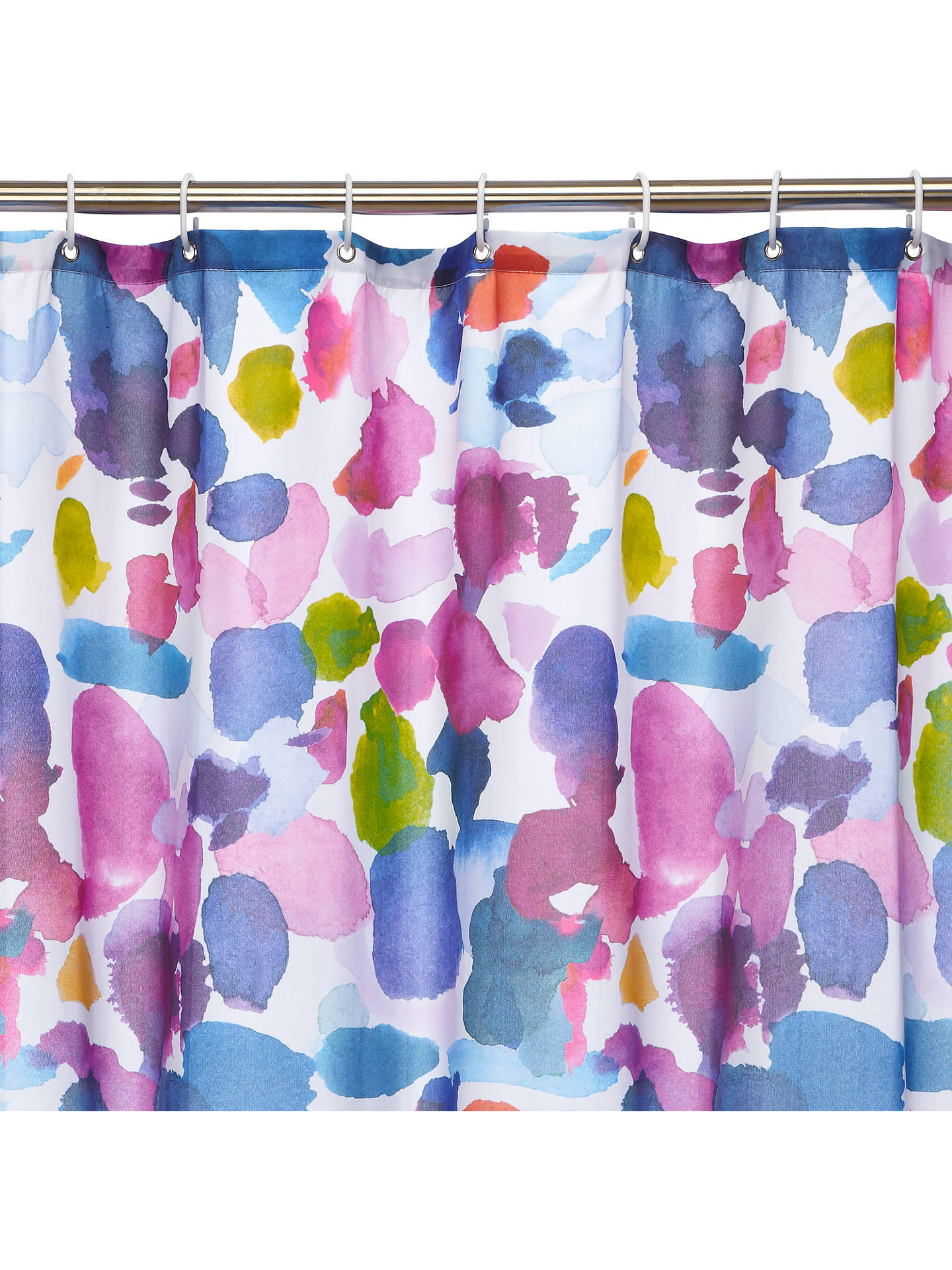 Buybluebellgray Abstract Shower Curtain Online At Johnlewis