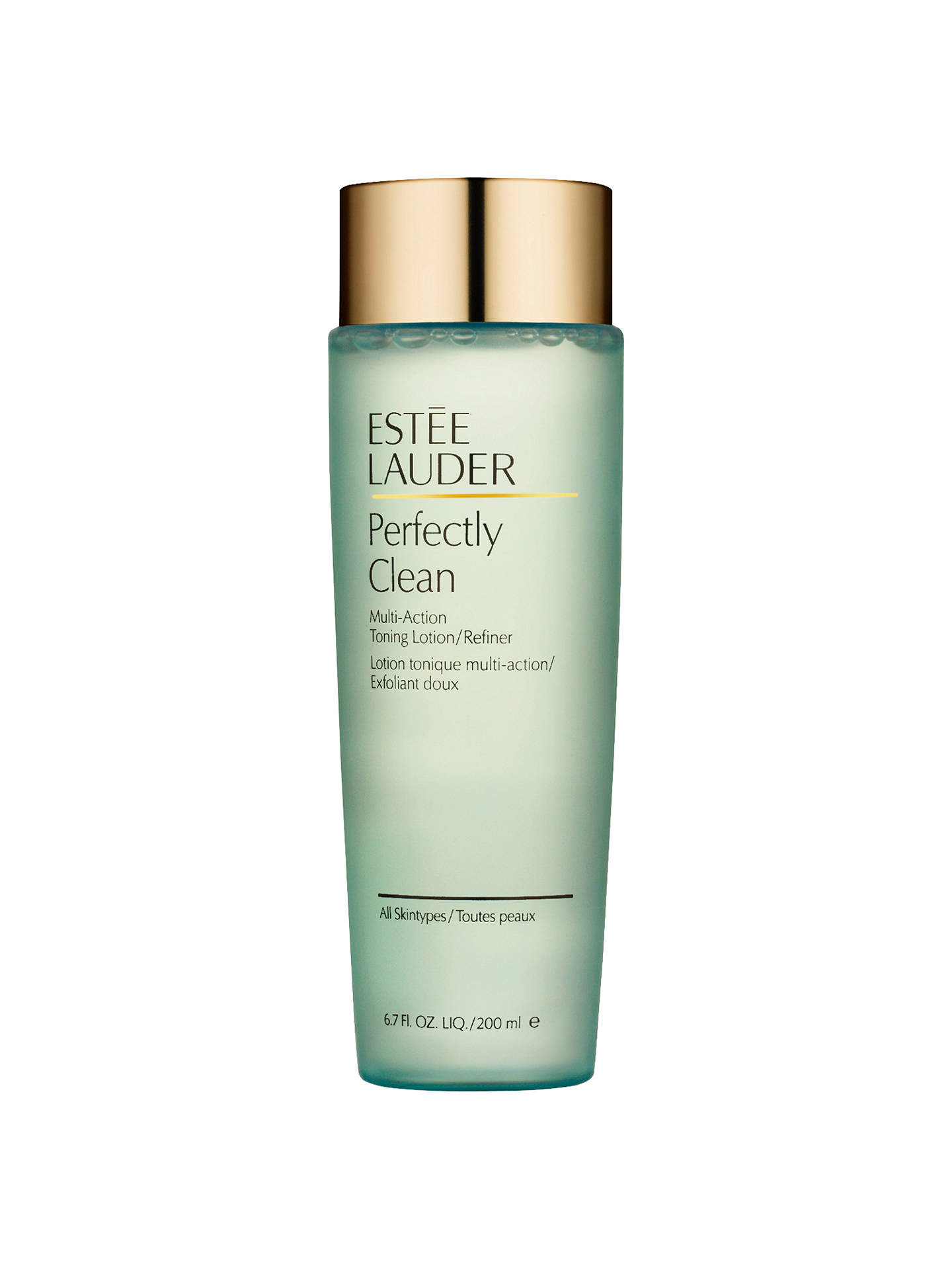 Estée Lauder Perfectly Clean Multi Action Toning Lotion/Refiner