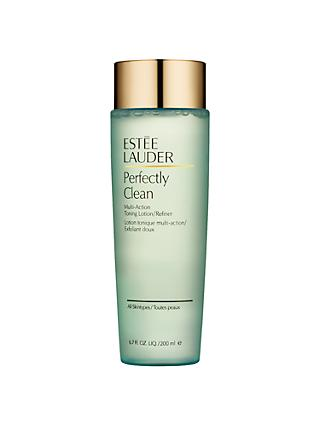 Estée Lauder Perfectly Clean Multi Action Toning Lotion/Refiner, 200ml