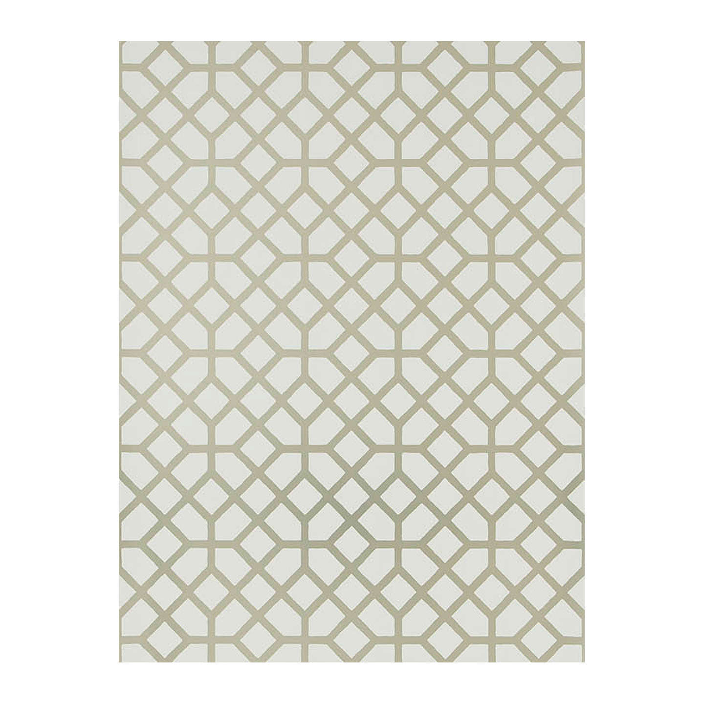 BuyDesigners Guild Pisani Wallpaper, Silver, P603/01 Online at johnlewis.com