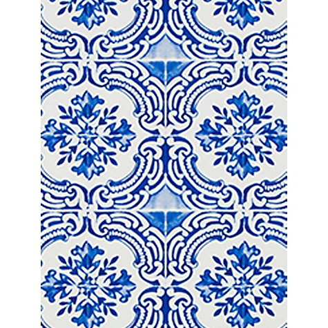Buy Christian Lacroix for Designers Guild Azulejos Wallpaper Online at johnlewis.com