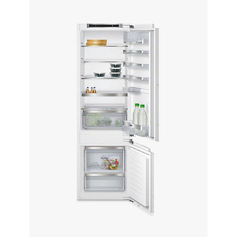 buy siemens ki87saf30g integrated fridge freezer a energy rating 56cm wide john lewis. Black Bedroom Furniture Sets. Home Design Ideas