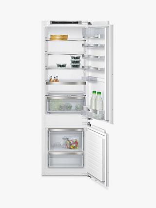 Siemens KI87SAF30G Integrated Fridge Freezer, A++ Energy Rating, 56cm Wide