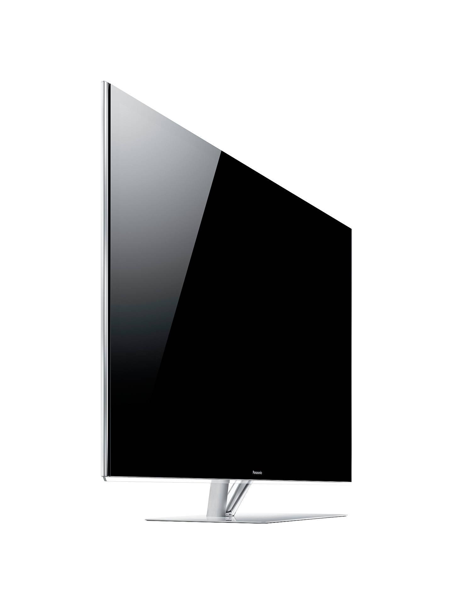 Panasonic Viera TX-P55VT65B Plasma HD 1080p 3D Smart TV, 55