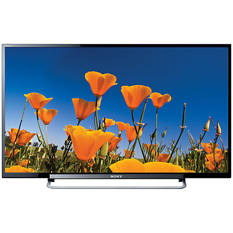 "Buy Sony Bravia KDL32R423ABU LED HD 720p TV, 32"" with Freeview HD Online at johnlewis.com"
