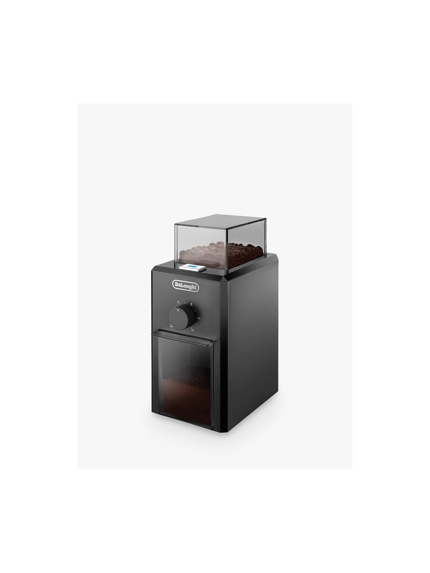 cacc95be4 Buy De Longhi KG79 Coffee Grinder Online at johnlewis.com ...