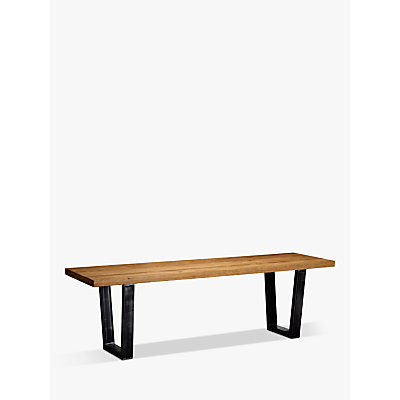 John Lewis Calia 3-Seater Dining Bench
