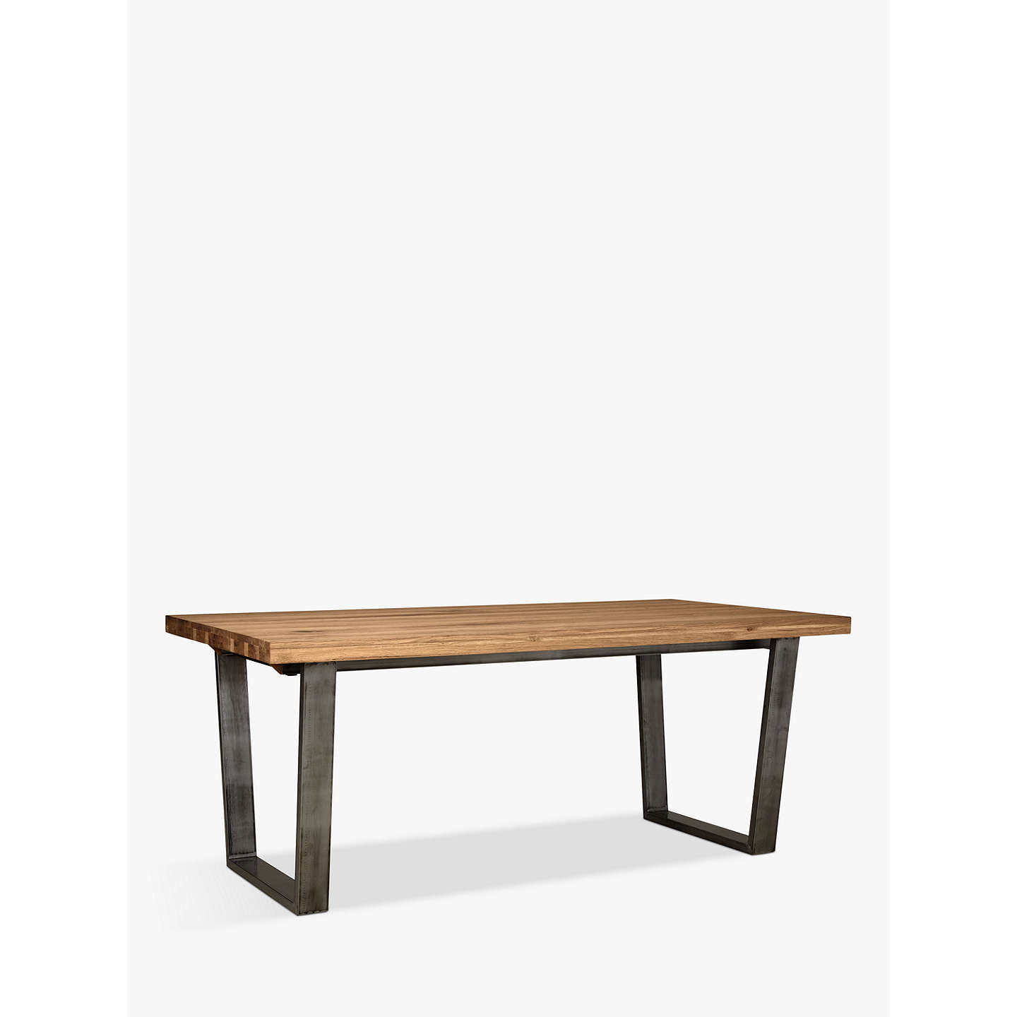 John Lewis Calia 8 Seater Dining Table at John Lewis