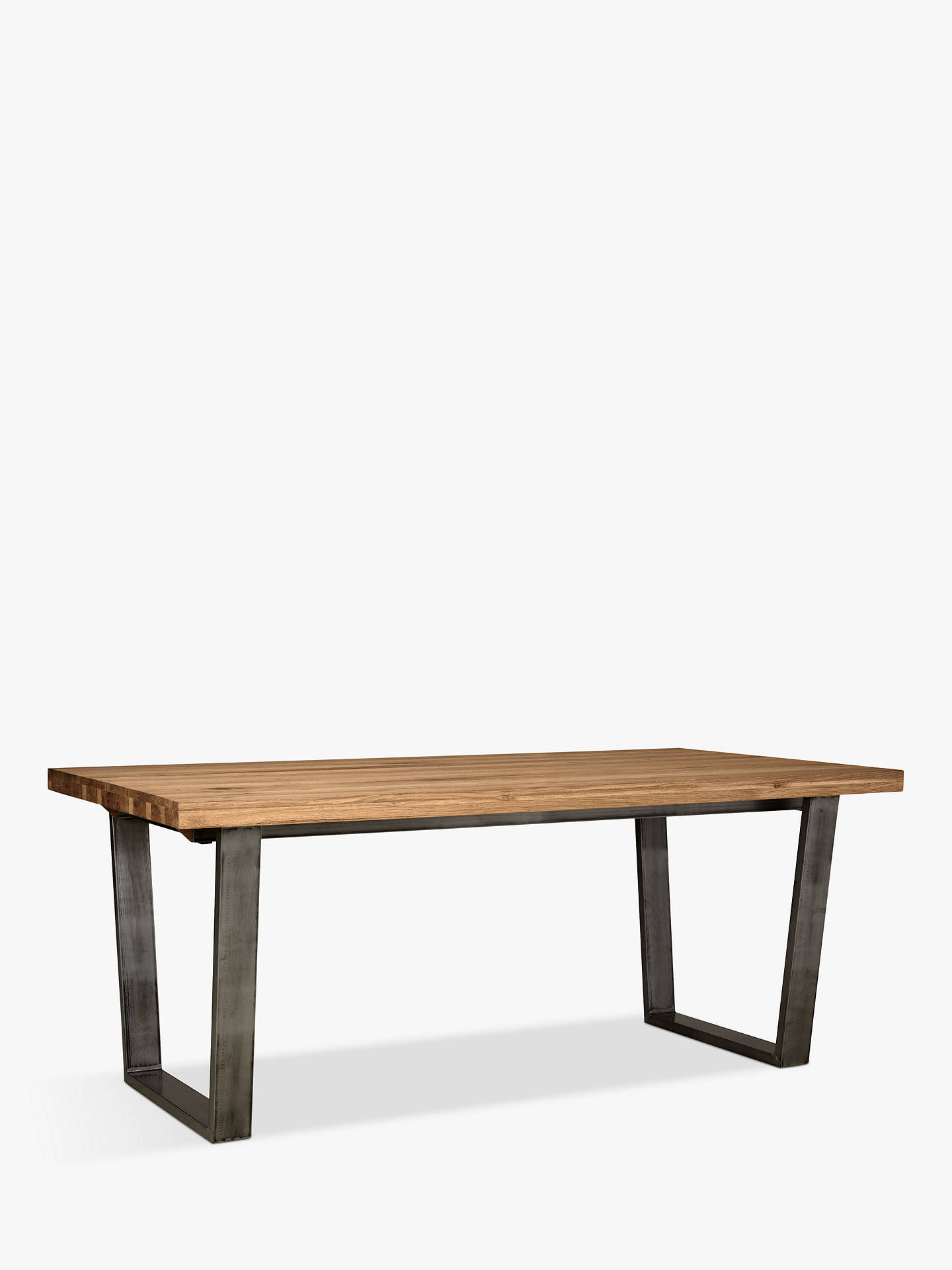 f4a55dedea8d John Lewis   Partners Calia 8 Seater Dining Table at John Lewis ...