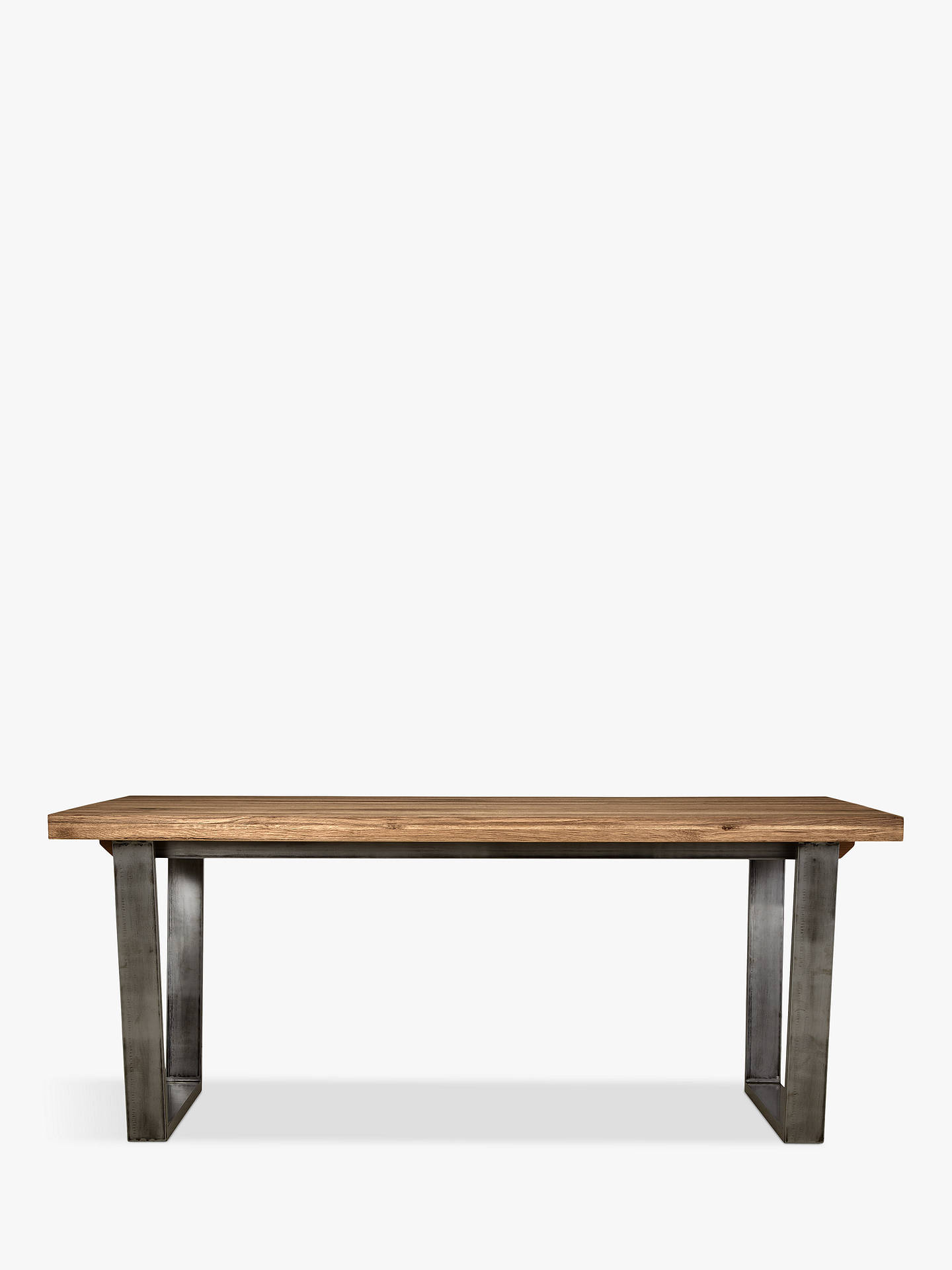 Buy John Lewis & Partners Calia 8 Seater Dining Table, Oak Online at johnlewis.com