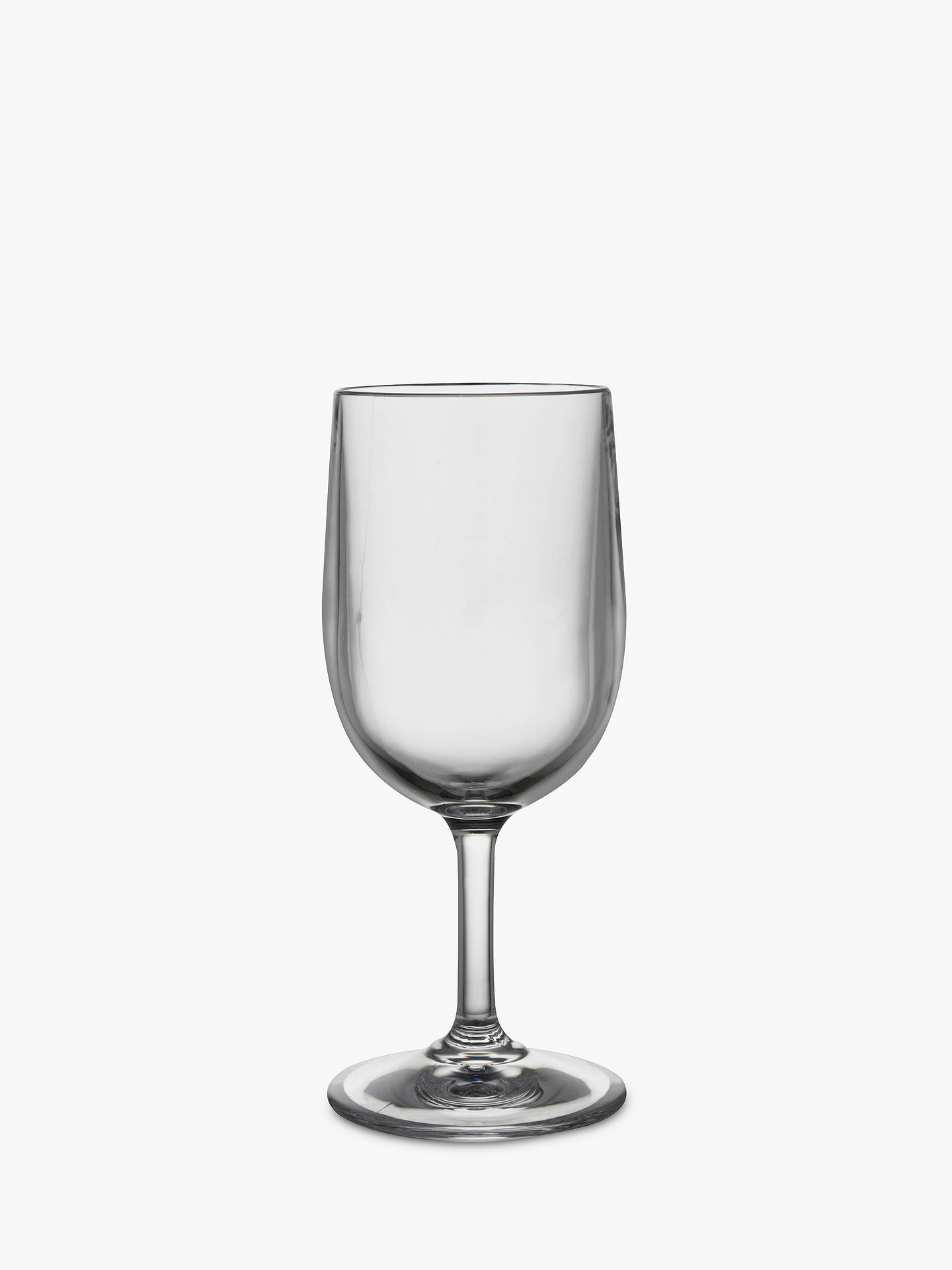 Buy Strahl Polycarbonate Picnic Wine Glass, Large Online at johnlewis.com