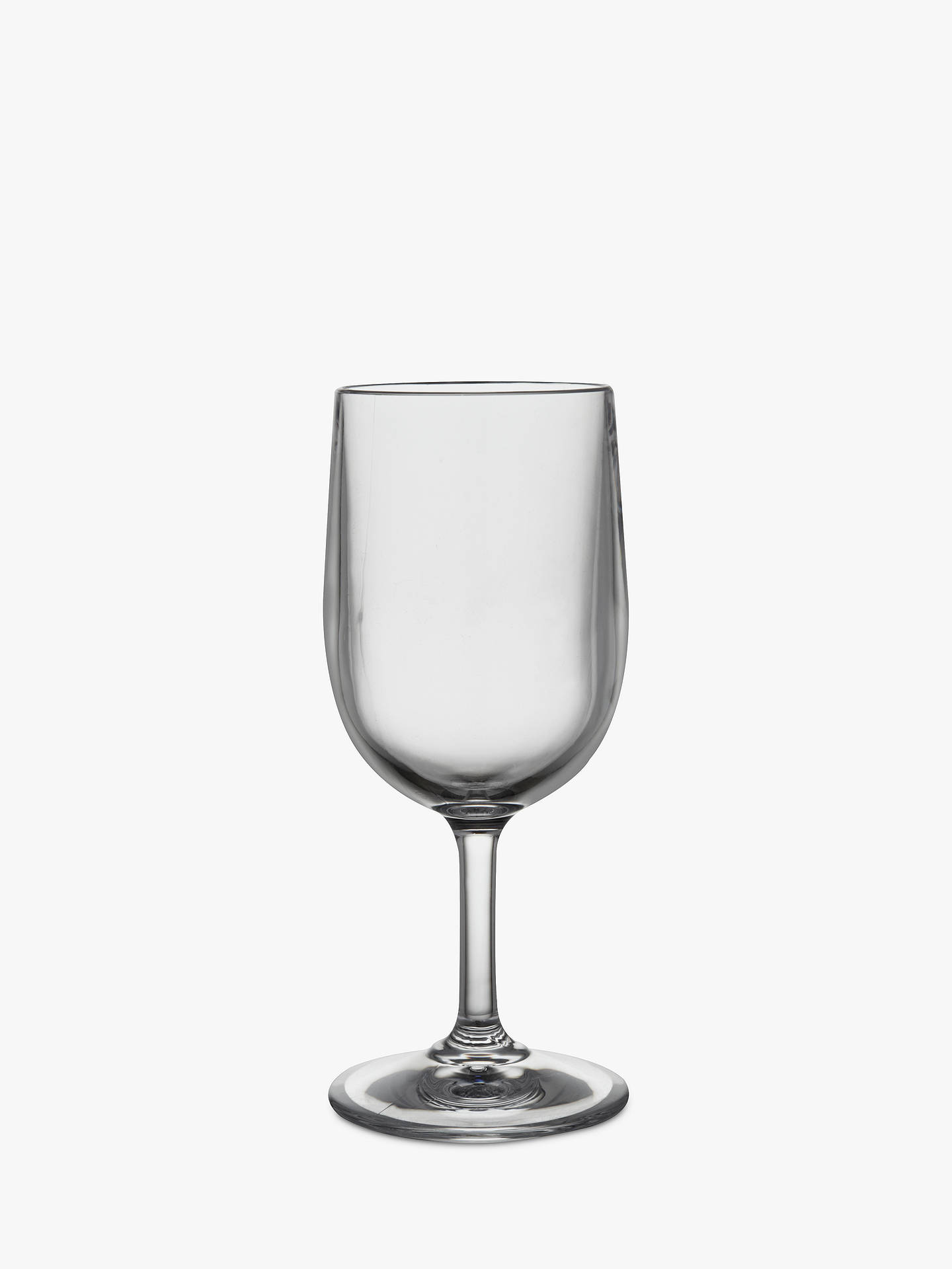 BuyStrahl Vivaldi Small Polycarbonate Picnic Wine Glass Online at johnlewis.com