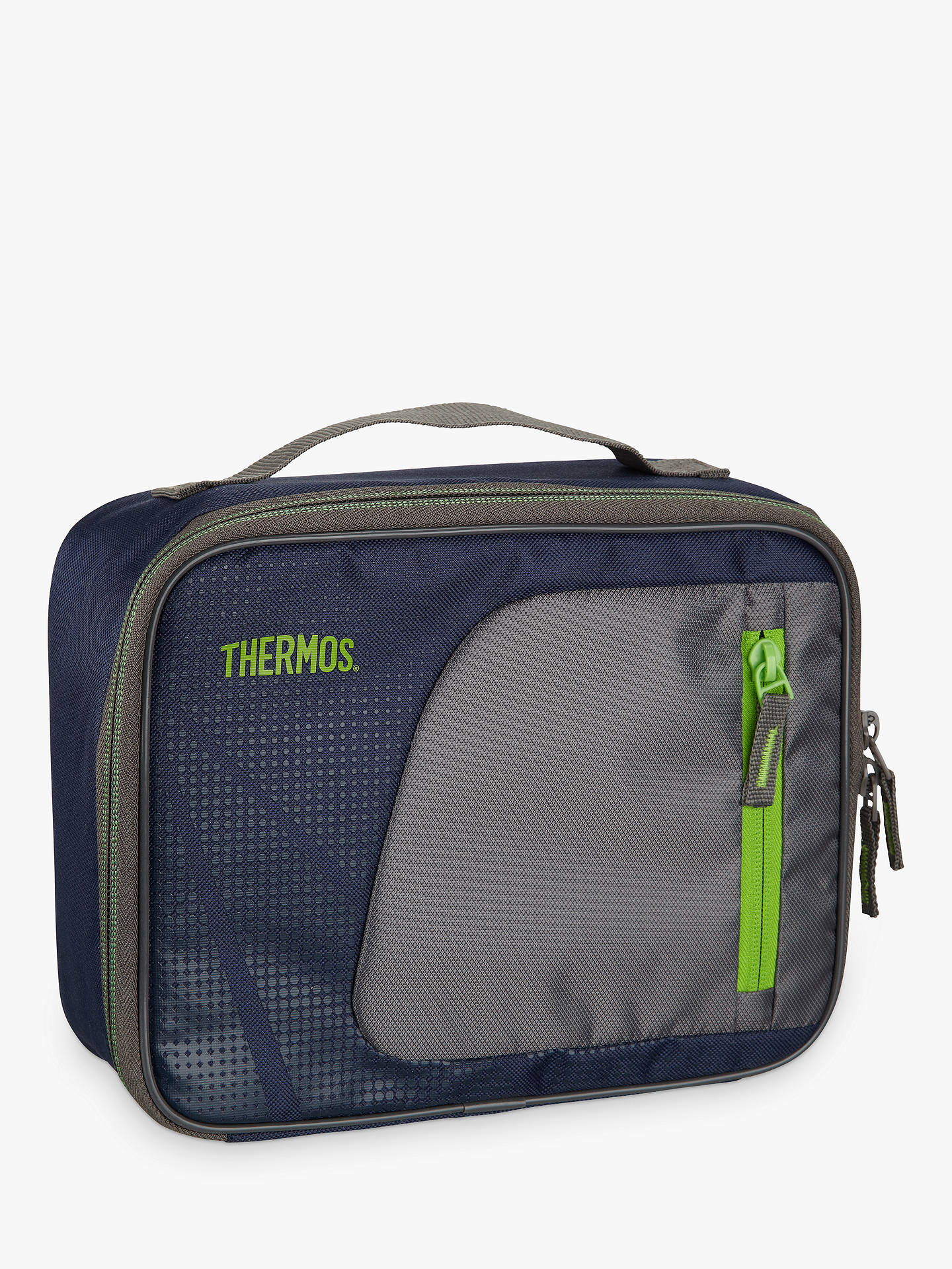 Thermos Lunch Bag Blue Online At Johnlewis