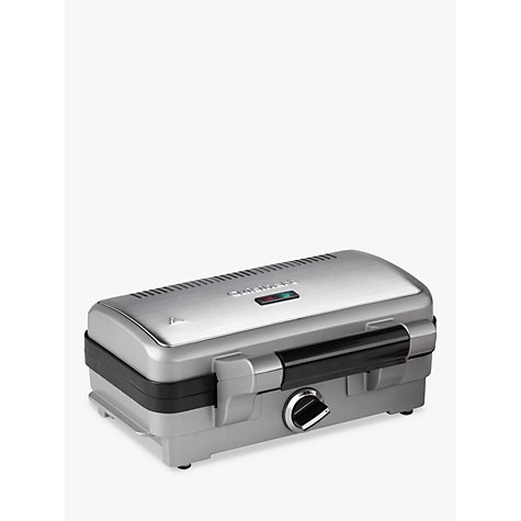 Buy Cuisinart WAF1U Waffle Maker Online at johnlewis.com
