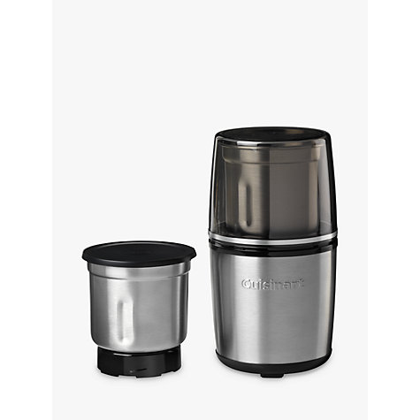 Buy Cuisinart SG20 Electric Spice and Nut Grinder Online at johnlewis.com