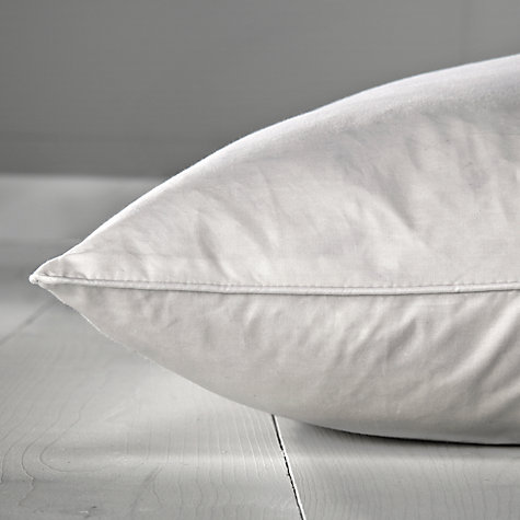 Buy John Lewis New Duck Feather Standard Pillow, Soft/Medium Online at johnlewis.com