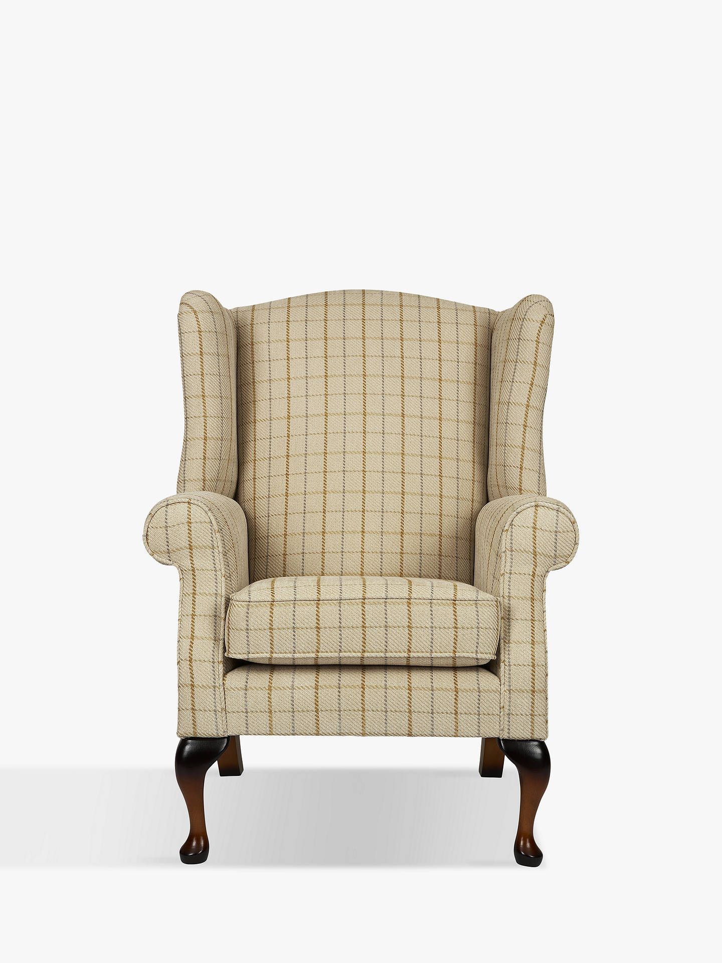 Tremendous Parker Knoll Oberon Armchair Sandringham Check Evergreenethics Interior Chair Design Evergreenethicsorg