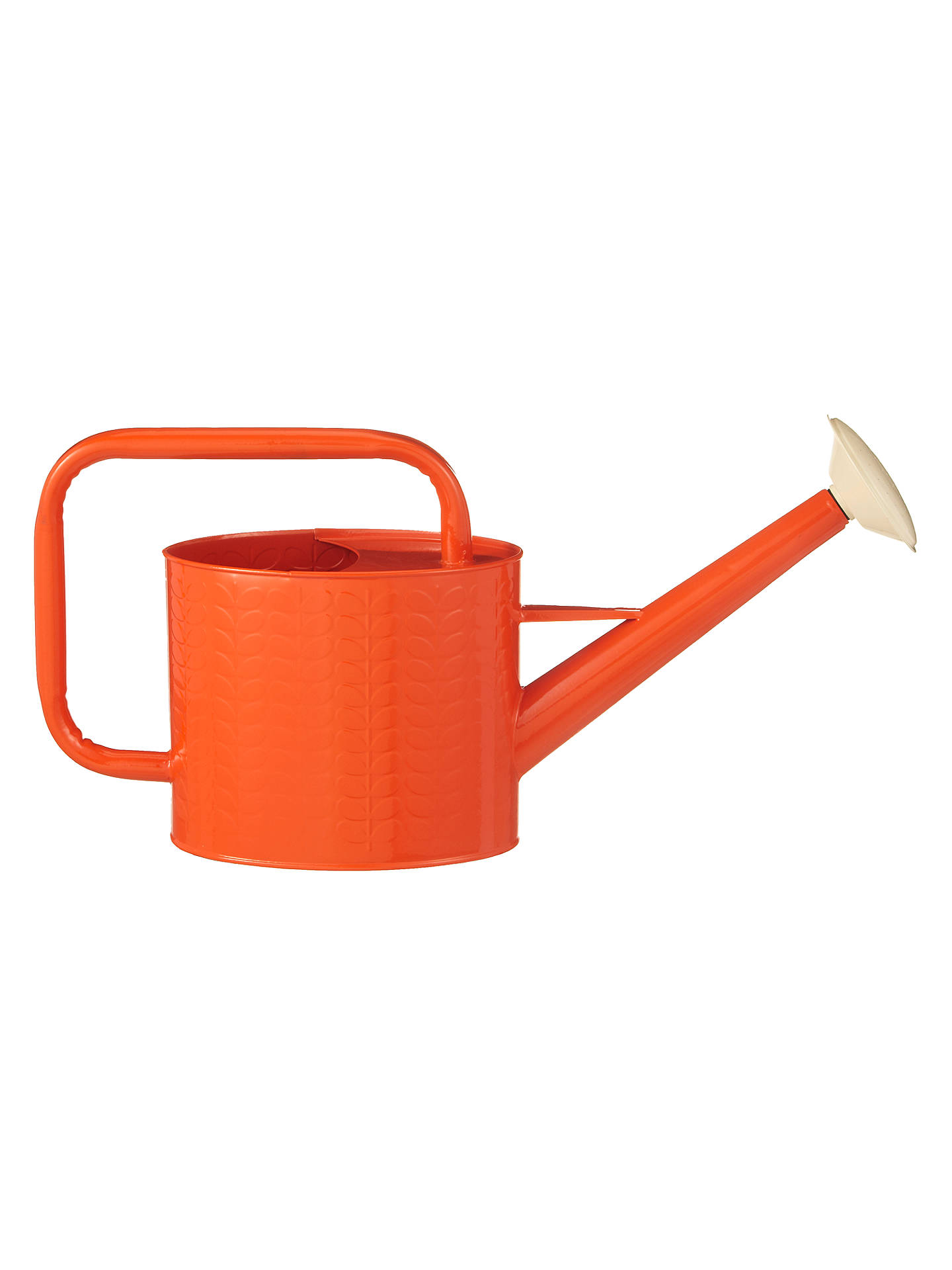 BuyOrla Kiely Watering Can, Orange Online at johnlewis.com