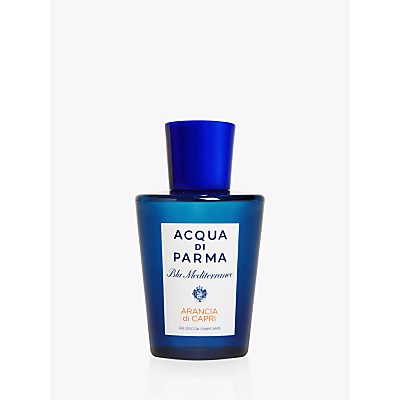 Acqua di Parma Blu Meditarraneo Arancia di Capri Shower Gel 200ml