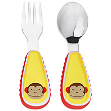 Buy Skip Hop Zootensils, Monkey Online at johnlewis.com