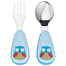 Buy Skip Hop Zootensils, Owl Online at johnlewis.com
