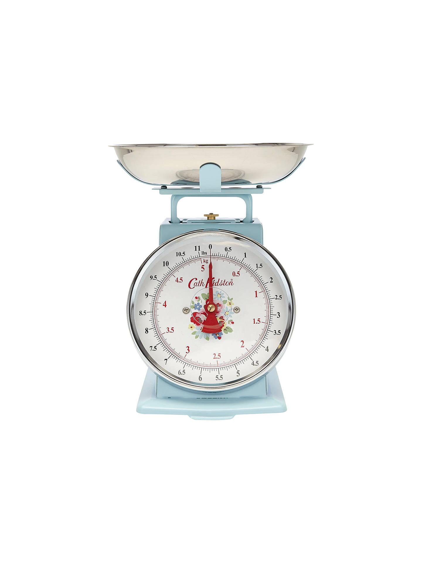 Cath Kidston Kitchen Scale 5kg At John Lewis Partners