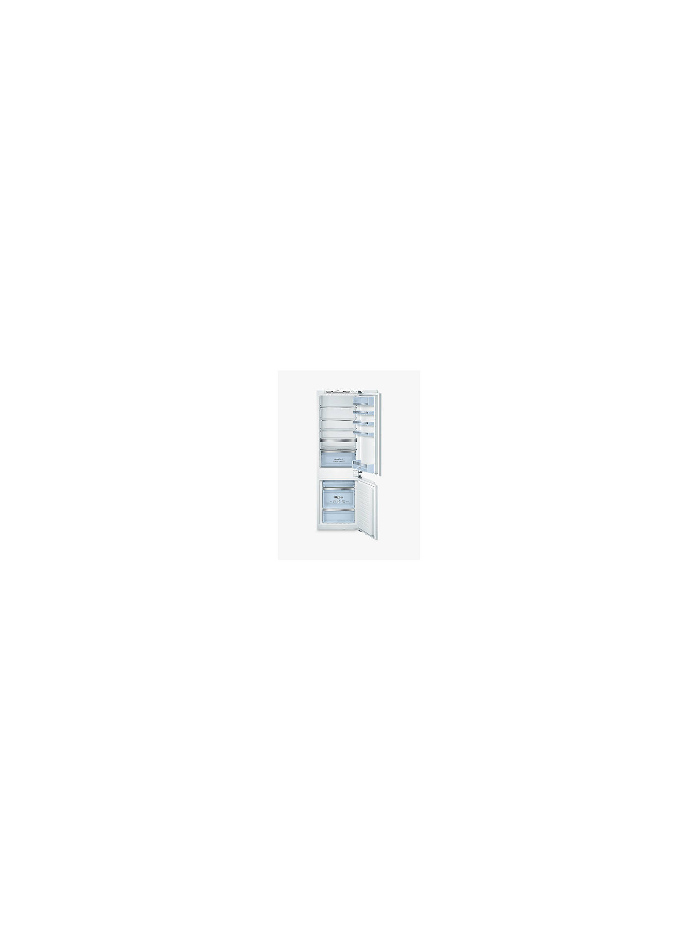 ea66ce27f9b4 Buy Bosch KIN86AD30G Integrated Fridge Freezer, A++ Energy Rating, 56cm  Wide Online at johnlewis ...