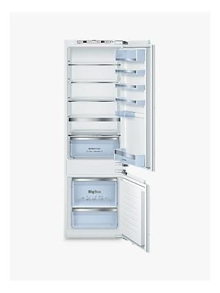 Bosch KIS87AF30G Integrated Fridge Freezer, A++ Energy Rating, 56cm Wide