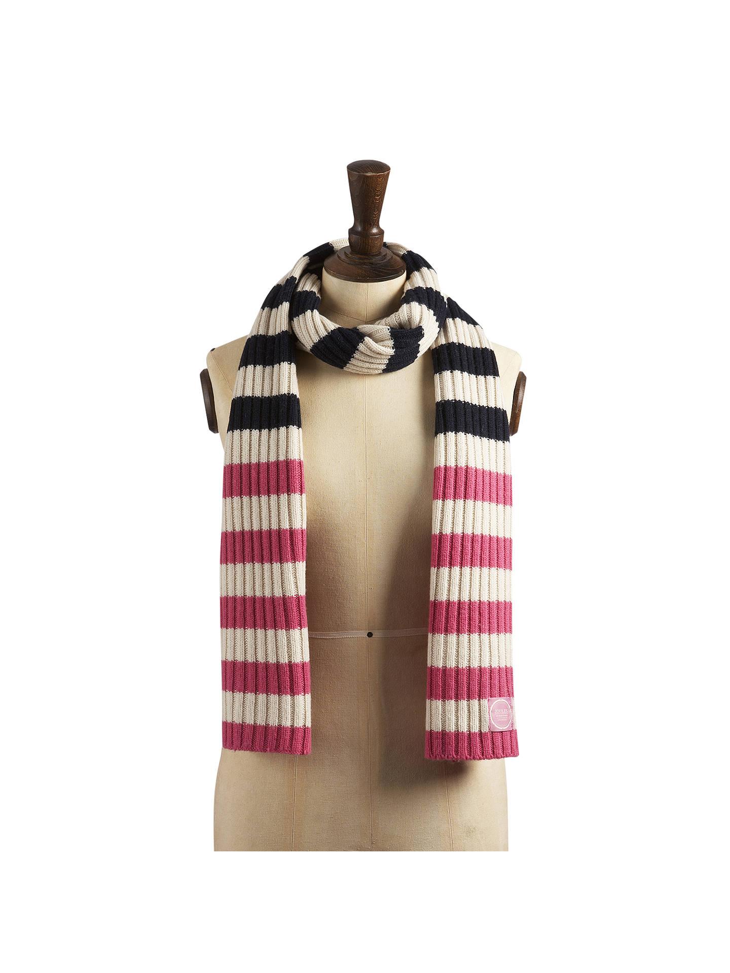 Royal Naval Association Heavy Knit Scarf