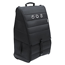 Buy Bugaboo Comfort Travel Bag, Black Online at johnlewis.com