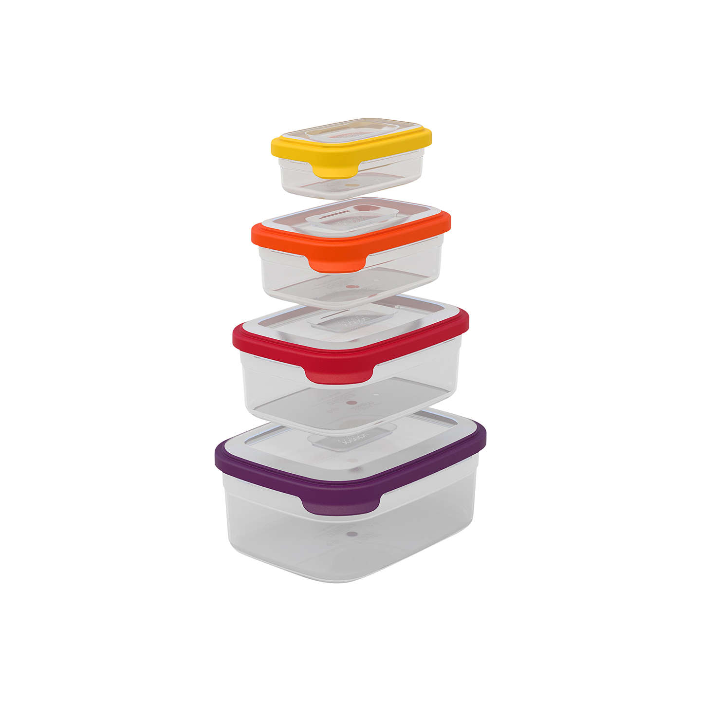 BuyJoseph Joseph Nested Storage Containers, Set of 4 Online at johnlewis.com