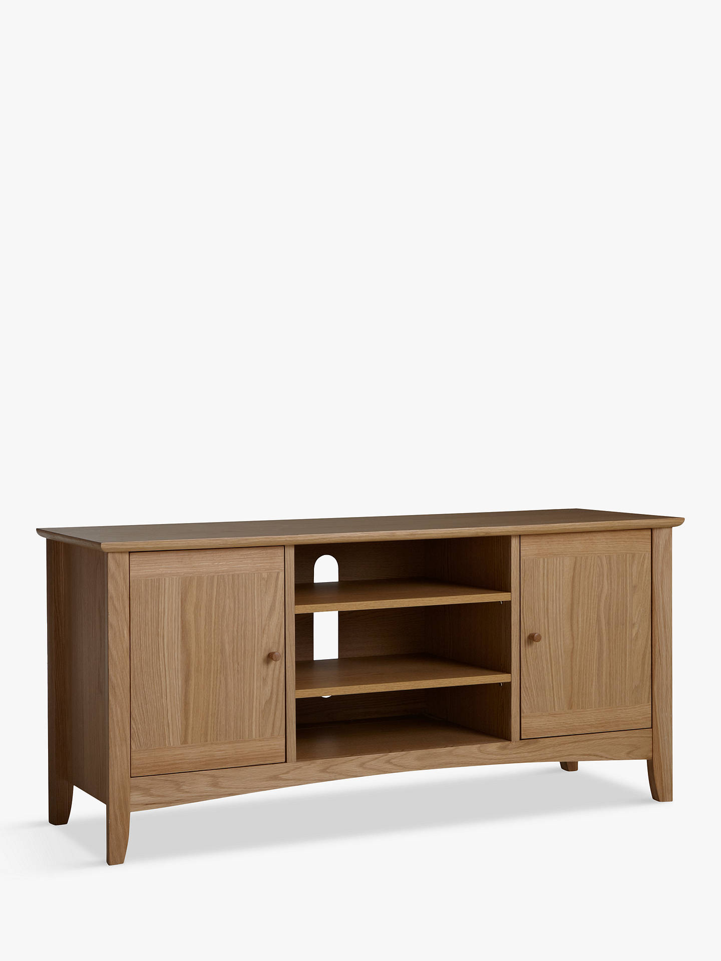 b63530f2d9ca John Lewis & Partners Alba TV Stand for TVs up to 60
