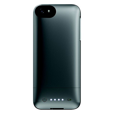 Buy Mophie Juice Pack Helium Battery Pack Charger Case for iPhone SE/5s/5 Online at johnlewis.com