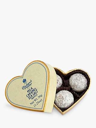 Charbonnel et Walker Sea Salt Caramel Chocolate Truffles, 36g