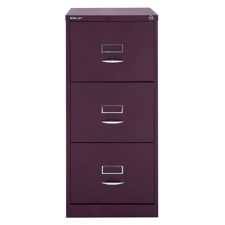 ... BuyBisley 3 Drawer Filing Cabinet, Cassis Online At Johnlewis.com ...