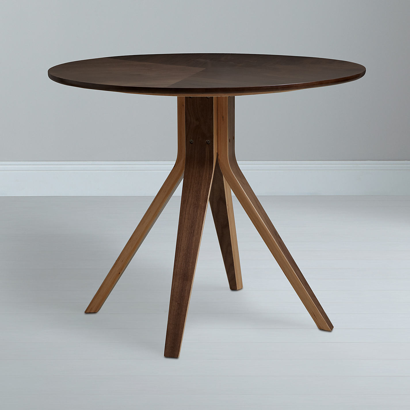 Buy john lewis radar 4 seater round dining table john lewis buy john lewis radar 4 seater round dining table online at johnlewis geotapseo Image collections