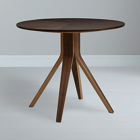 Buy john lewis radar 4 seater round dining table john lewis - Where to buy small kitchen tables ...