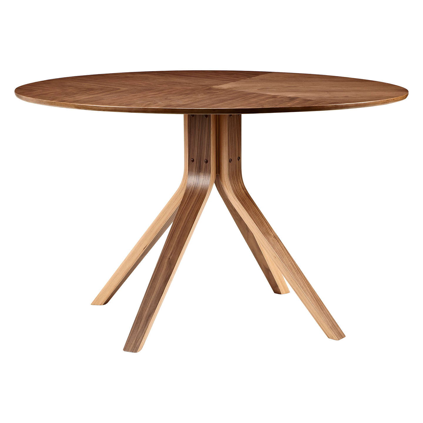 House By John Lewis Radar 6 Seater Round Dining Table