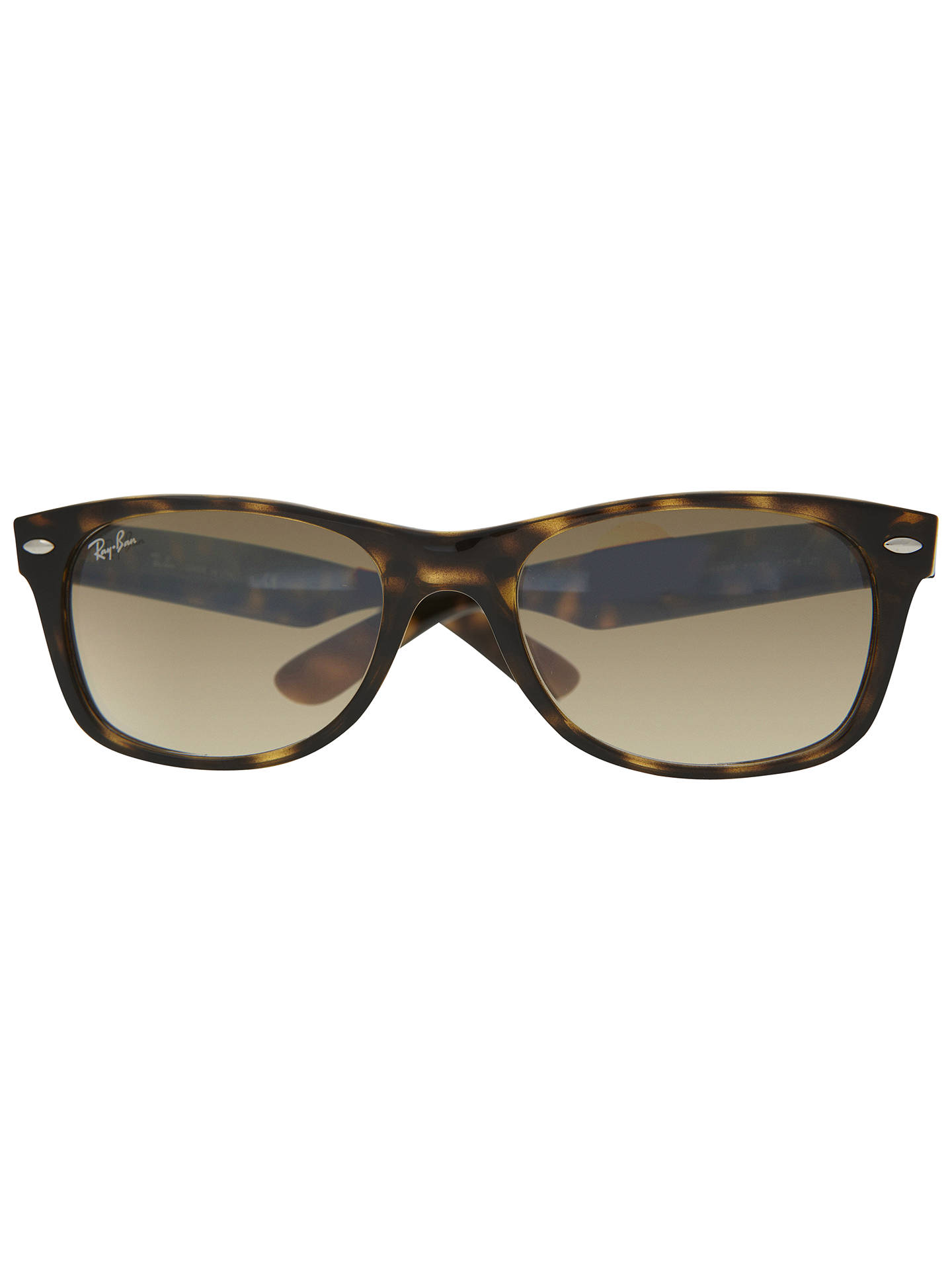 BuyRay-Ban RB2132 Wayfarer Sunglasses, Havana Online at johnlewis.com