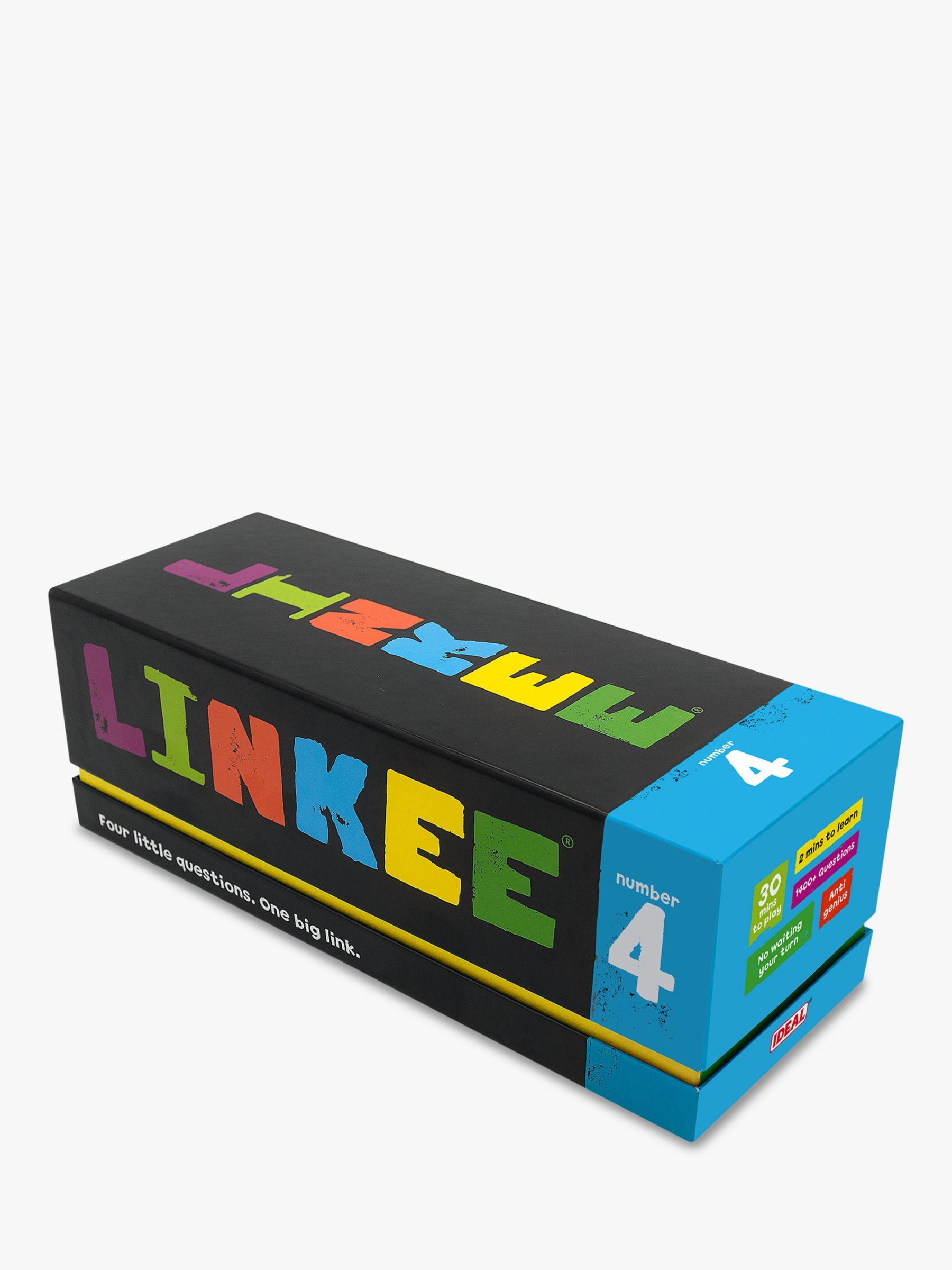 Linkee Linkee Trivia Game, 3rd Edition